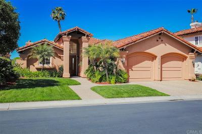 Rancho Santa Fe Single Family Home For Sale: 15466 Pimlico Corte