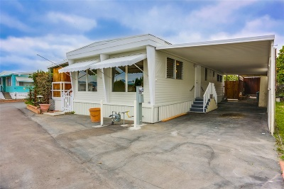San Marcos Mobile/Manufactured For Sale: 1515 Capalina Rd #90
