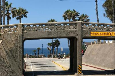 Oceanside Condo For Sale: 1840 S Tremont Street