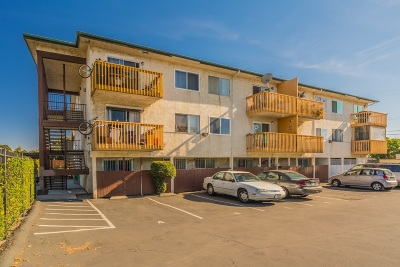 San Diego Attached For Sale: 3029 Broadway #6