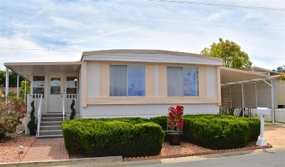 San Marcos Mobile/Manufactured For Sale: 1145 E Barham Drive #129