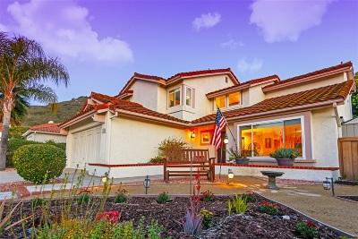 Sabre Spring, Sabre Springs Single Family Home For Sale: 11225 Moranda Court