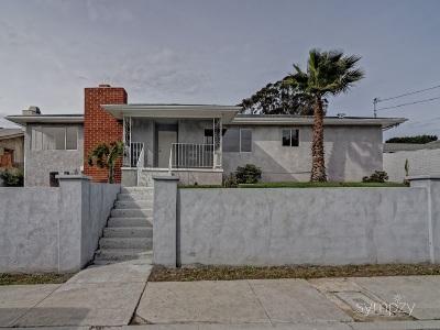 San Diego Single Family Home For Sale: 6442 Edmonds St