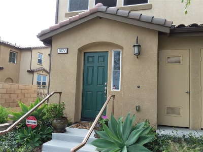 San Marcos Attached Pending: 1627 Waterlily Way
