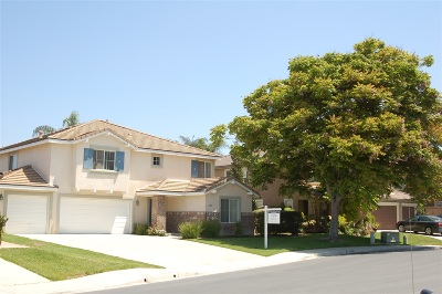 Oceanside Single Family Home For Sale: 4322 Deer Creek Way
