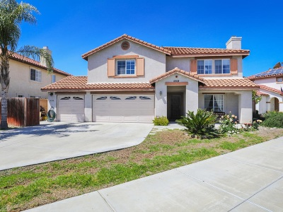 Oceanside Single Family Home For Sale: 4308 Canyon Vista Dr