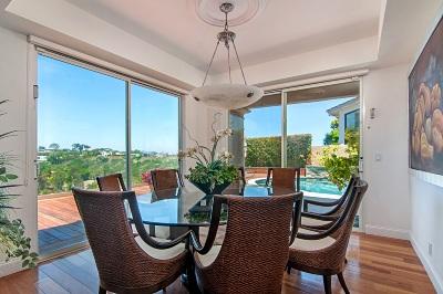 La Jolla Single Family Home For Sale: 2574 Caminito Muirfield