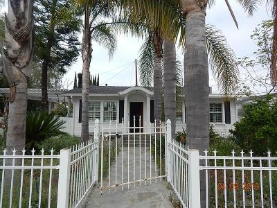 San Diego Single Family Home For Sale: 2218 Mission Ave