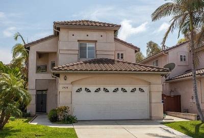Single Family Home Pending: 2428 La Costa Ave