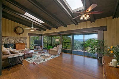 Single Family Home For Sale: 750 Stewart Canyon Rd