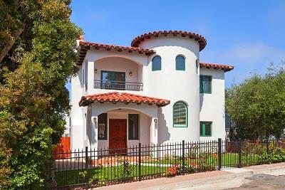 La Jolla Single Family Home For Sale: 5622 Taft Ave
