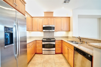 San Diego CA Townhouse For Sale: $850,000