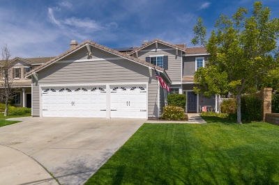 Temecula Single Family Home For Sale: 43484 Fassano Ct
