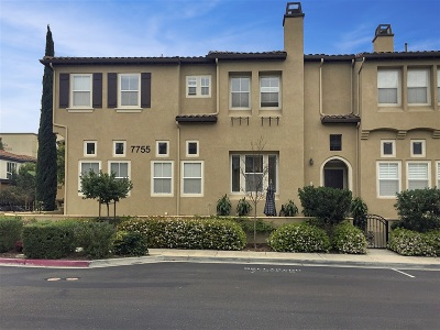 San Diego CA Attached For Sale: $729,000
