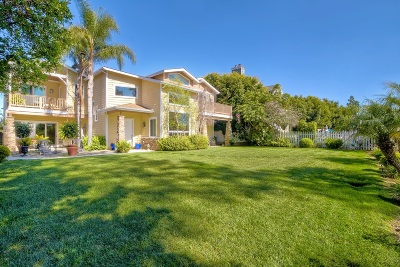 Carlsbad Single Family Home For Sale: 1546 Oak Ave