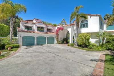 Single Family Home For Sale: 1540 Soledad Ave