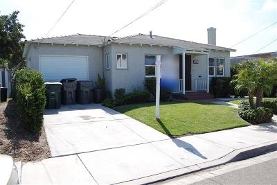 Single Family Home For Sale: 515 L Avenue