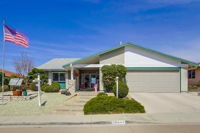 Seven Oaks Single Family Home For Sale: 12404 Oliva Rd