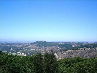 Bonsall Residential Lots & Land For Sale: 8156 Avenida Mil Flores