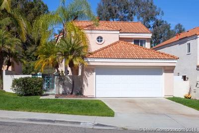 Oceanside Single Family Home For Sale: 5154 Baywood Cir