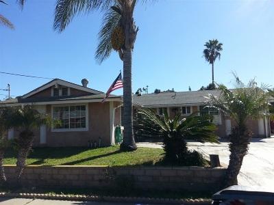 Single Family Home For Sale: 3734 Peach Blossom St