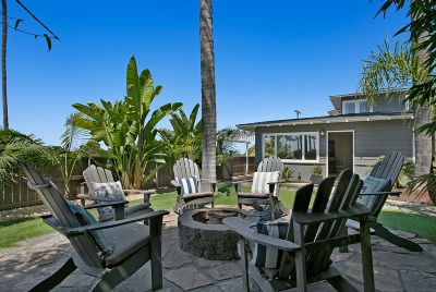 Encinitas Single Family Home For Sale: 24 E I Street
