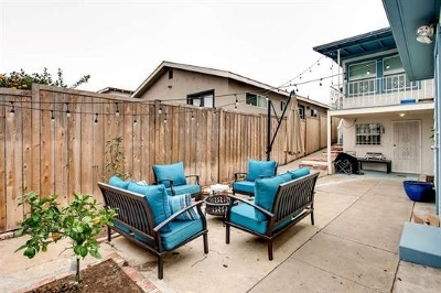Point Loma Rental For Rent: 4052 Tennyson