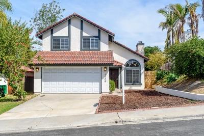 Single Family Home For Sale: 4108 Diamond Cir
