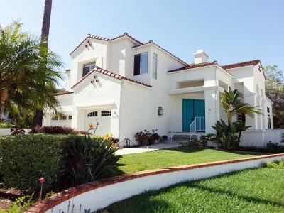 Oceanside Single Family Home For Sale: 4917 Alameda Dr