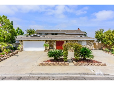 Single Family Home For Sale: 5730 Bounty St