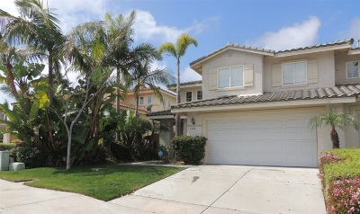 Chula Vista Attached For Sale: 1146 Hollybrook