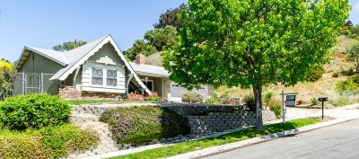 Oceanside Single Family Home For Sale: 120 N Barnwell