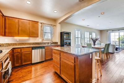 San Marcos Townhouse For Sale: 2496 Longstaff Ct