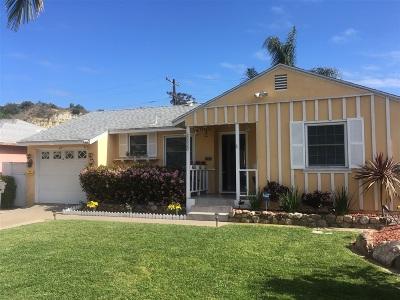 Single Family Home For Sale: 3420 E 7th Street