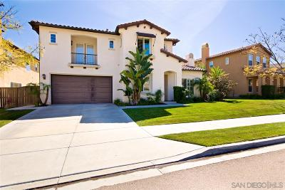 Single Family Home Contingent: 10237 Paseo De Linda