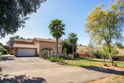 Single Family Home For Sale: 9480 Rockcrest Lane