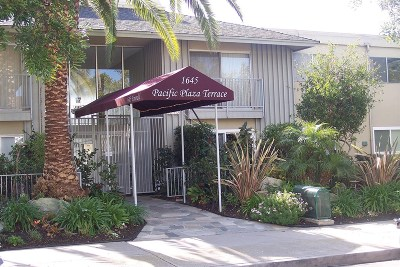 Pacific Beach Rental For Rent: 1645 Emerald #2N