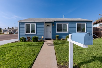 Single Family Home For Sale: 904 Imperial Beach Blvd