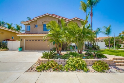 Oceanside Single Family Home For Sale: 4525 Avenida Privado