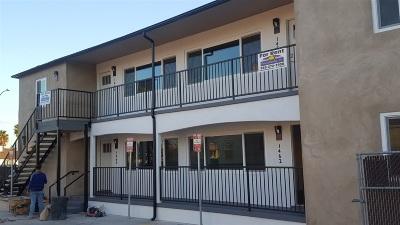 Point Loma Rental For Rent: 1456 Rosecrans Ave.