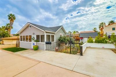 Old Town, Morena Stokes Valley - Lake Morena Multi Family 2-4 For Sale: 2467 Congress Street