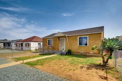 Single Family Home For Sale: 753 13th St.