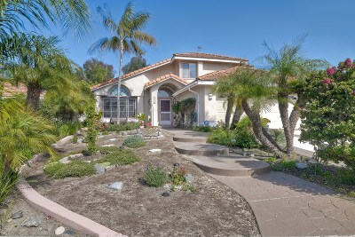 Oceanside Single Family Home For Sale: 3346 Par Dr