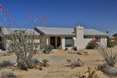 Single Family Home For Sale: 717 San Benito Rd