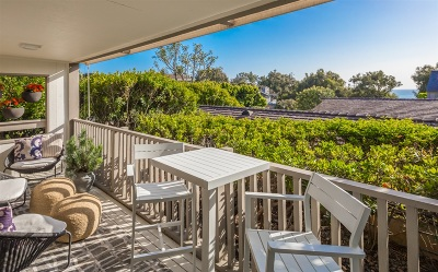 Del Mar Attached For Sale: 230 Dolphin Cove Court