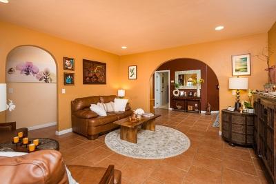 La Mesa Single Family Home For Sale: 6925 Wisconsin