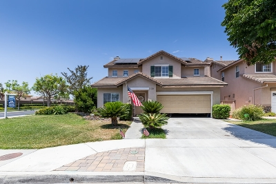 Chula Vista CA Single Family Home For Sale: $595,000