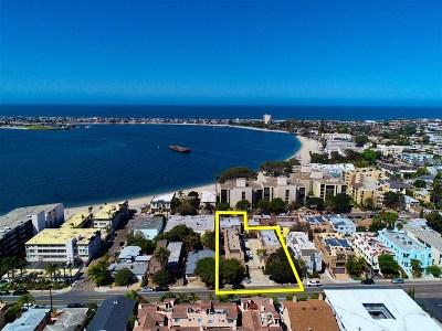 San Diego Multi Family 5+ For Sale: 3958-66 Riviera/3929-33 Gresham
