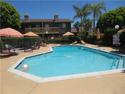 La Jolla Rental For Rent: 8342 Via Sonoma #F