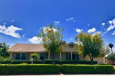 Rancho Bernardo, San Diego Single Family Home For Sale: 18275 Verano Dr.